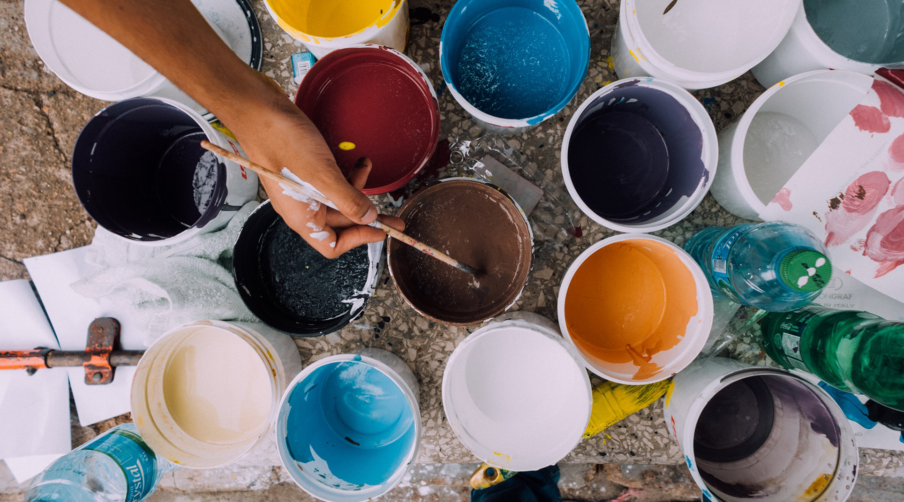 Four Ways Art-Making Can Ease Your Anxiety